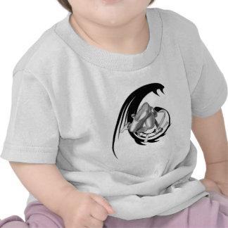 Ballet tribal camisetas