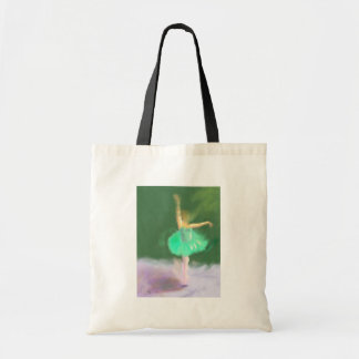Ballet Turn Tote Bag