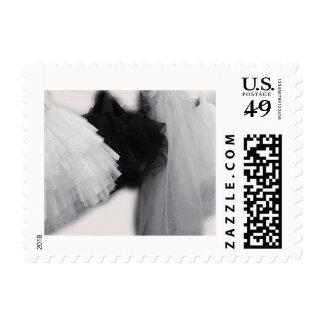 Ballet Tutu stamps