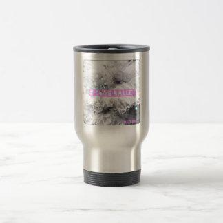 Ballet, tutu, travel mug. travel mug