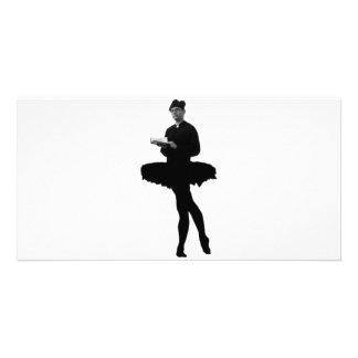 Ballet Vicar Card