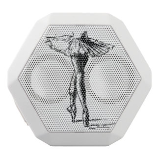 Ballet White Bluetooth Speaker