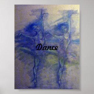 Ballet y danza póster