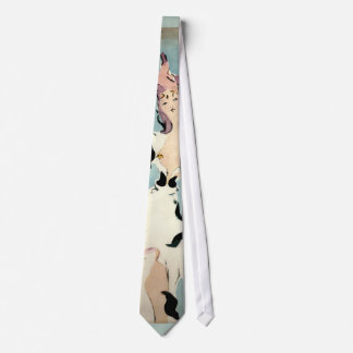 Ballet y teatro corbata personalizada