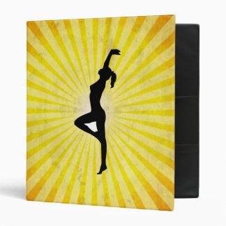Ballet; yellow binder