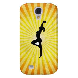 Ballet; yellow samsung galaxy s4 covers
