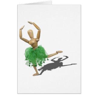 BalletAttitude122410 Tarjeta De Felicitación