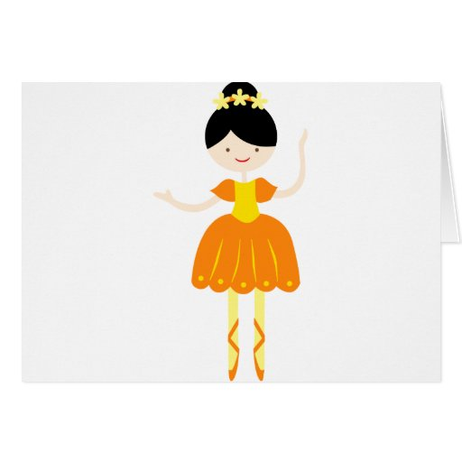 BalletClass10 Tarjeta De Felicitación