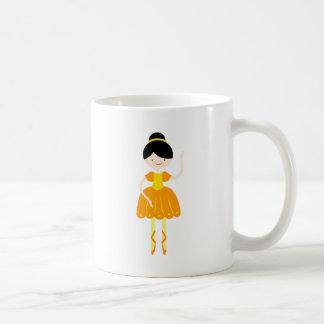 BalletClass12 Classic White Coffee Mug