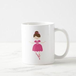 BalletClass4 Classic White Coffee Mug