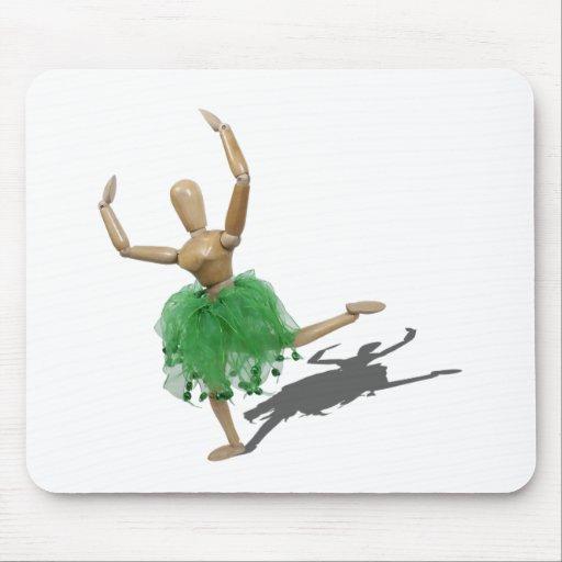 BalletLearningArabesque122410 Alfombrillas De Raton