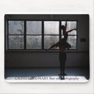 BalletPartners0026, CATHERINE-MARY fine art pho... Mouse Pad