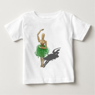 BalletPose122410 Baby T-Shirt