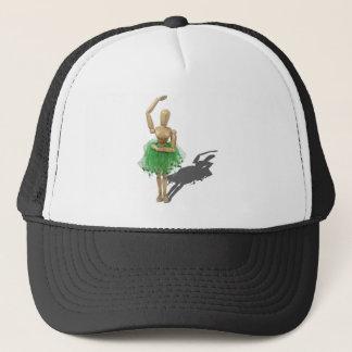 BalletPose122410 Trucker Hat