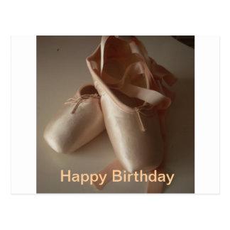 Ballett Dancer Post Cards