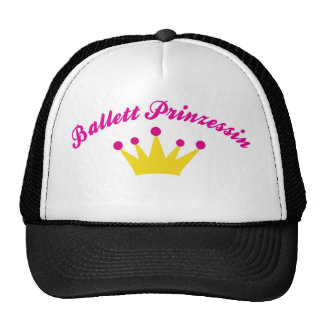 Ballett Prinzessin Mesh Hats