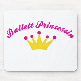 Ballett Prinzessin Mousepads