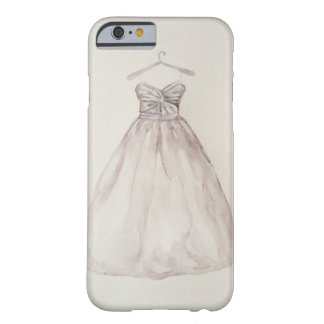 Ballgown watercolor iphone 5/5S Case