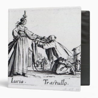 Balli de Sfessania, c.1622 Binder