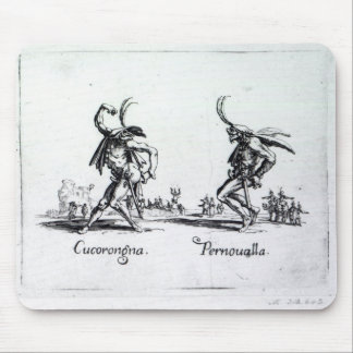 Balli de Sfessania, c.1622 Mouse Pad