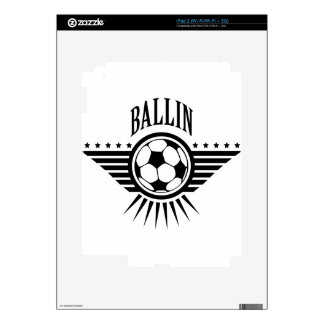 ballin 2.png skin for the iPad 2