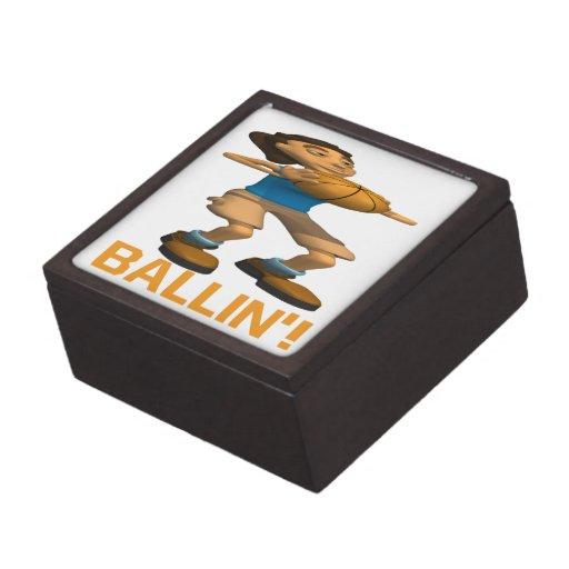 Ballin Cajas De Joyas De Calidad