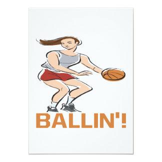 Ballin Card