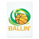 Ballin Custom Announcements