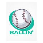 Ballin Flyer Design