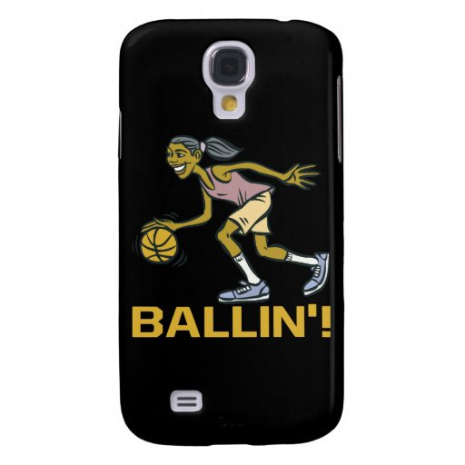 Ballin Funda Para Galaxy S4
