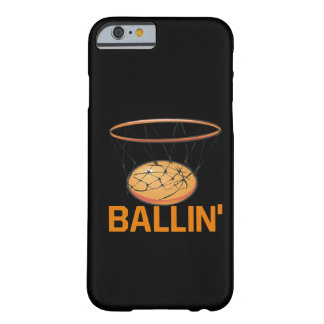 Ballin Funda Para iPhone 6 Barely There