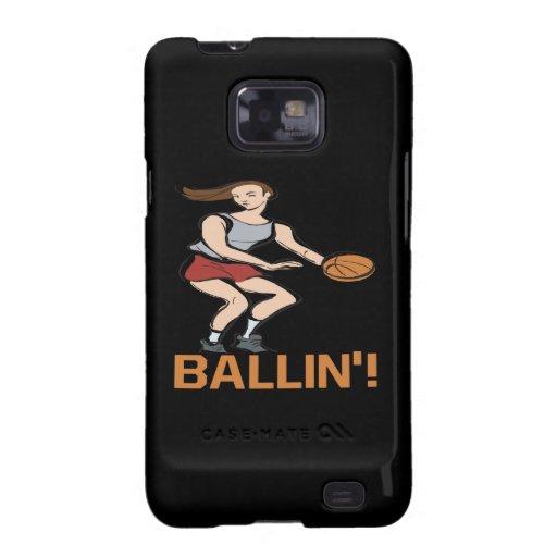 Ballin Galaxy S2 Carcasa