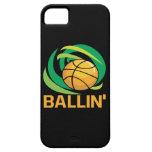 Ballin iPhone 5 Case