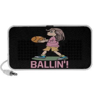 Ballin iPhone Altavoces