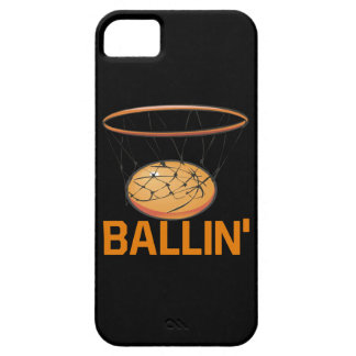 Ballin iPhone SE/5/5s Case