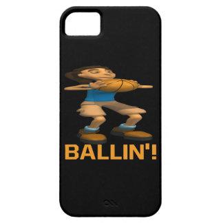 Ballin iPhone SE/5/5s Case