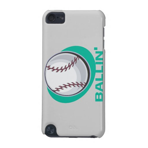 Ballin iPod Touch 5G Covers