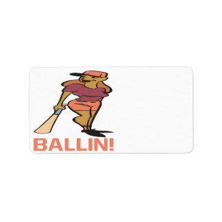 Ballin Label