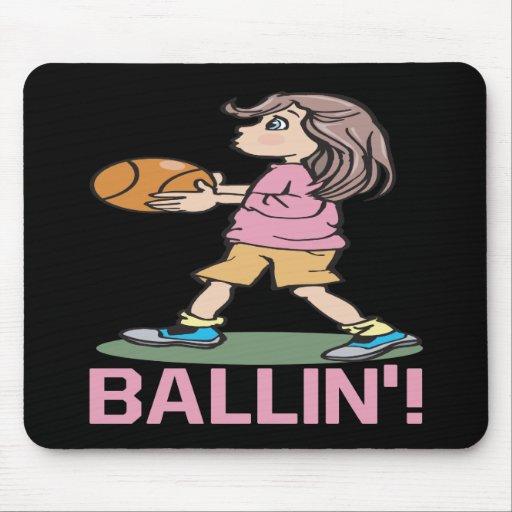 Ballin Mouse Pad
