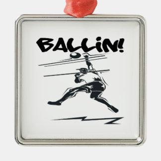 Ballin Ornament