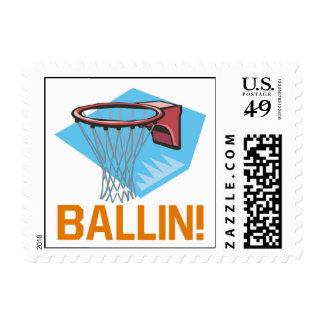 Ballin Postage Stamp