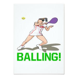 Balling Card