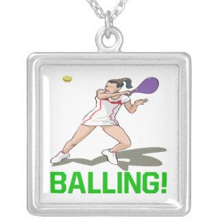 Balling Colgante Cuadrado