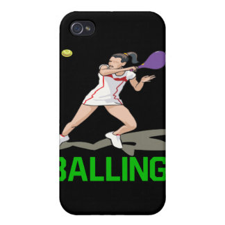 Balling iPhone 4/4S Covers