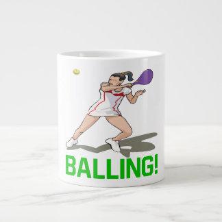 Balling Large Coffee Mug