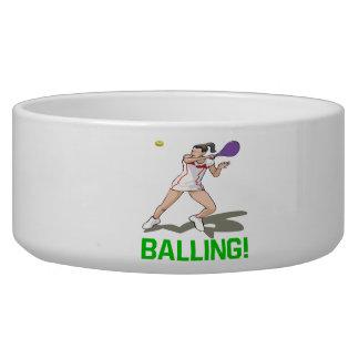 Balling Pet Water Bowl