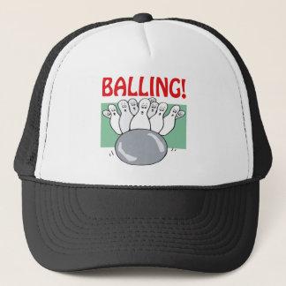Balling Trucker Hat