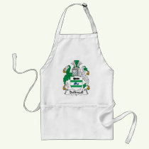 Ballingall Family Crest Apron