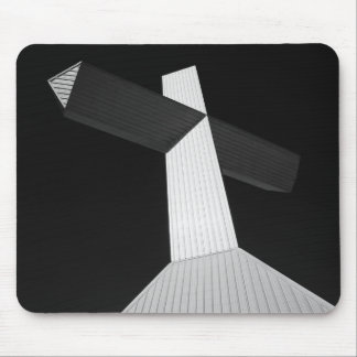 Ballinger Cross mousepad by LLR Images