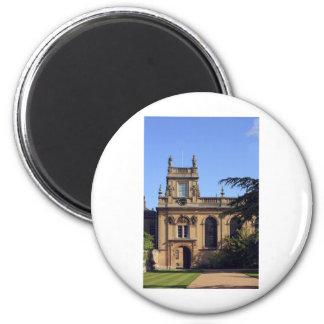 Balliol College Oxford 2 Inch Round Magnet